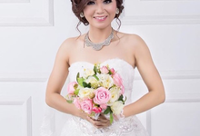 prewedding & wedding makeup by annahuang pro Mua