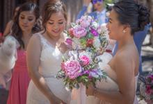 Summer Wedding in Sydney by Missy Savvy