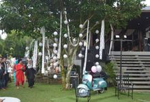 Damba & Denny's Wedding by Everlasting Wedding Organizer