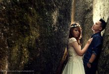 Well And Dell Pre wedding by Clue Photography
