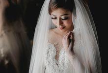 Ryan & Fenty Wedding by eloise