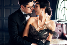 Love Story of Andry & Dina by Filosofie