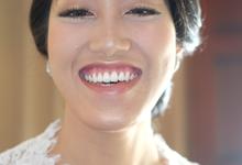 Bride Debora by FIMUA Makeup Artist