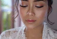 Rizqi & Yeshi by FIMUA Makeup Artist
