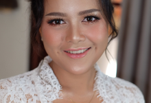 Bride Desty by FIMUA Makeup Artist