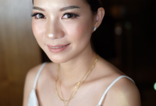 Night Look bride Jane by FIMUA Makeup Artist