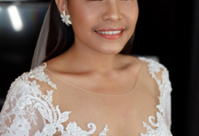 Bride Vania by FIMUA Makeup Artist