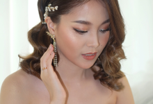Bride Shannon by FIMUA Makeup Artist