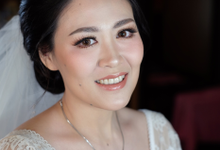 Bride by FIMUA Makeup Artist