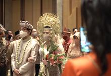 The Wedding of Resty & Ivan at The Westin Ballroom by La Oficio Entertainment