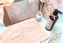 Aurel & Atta Halilintar Siraman Gift Set by Fine Souvenir