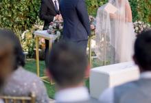 Wedding of Dimas & Heidi by Finest Organizer