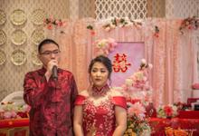 Sangjit of Clarissa & Marco by Finest Organizer