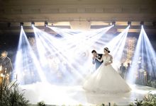 Wedding of Eldwin & Lia by Finest Organizer