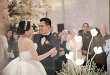 Wedding of Rony & Marsha by Finest Organizer