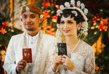 Akad Nikah Annya Suhardi & Lutfi  by FIOR