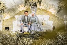 Internasional Wedding Nia n Arif by Fior Organizer