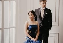 You Loke and Sandra Pre Wedding by FIOR