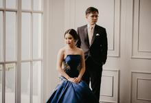 You Loke and Sandra Pre Wedding by Fior Organizer