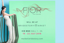 FIOR will be at BRIDESTORY MARKET Booth NO Q15 3A by Fior Organizer