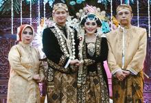 Wedding Reception Selia dan Tomy by Fior Organizer
