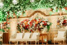 Juwita & Zico - Dhanapala 25 Maret 2018 by FIORE & Co. Decoration