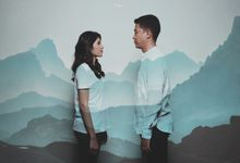 Fira & Kumara Prewedding by Our's