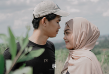 Prewedding Intan & Gema by firstmomentproductions