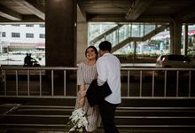 Fito & Tya Wedding Session by AKSA Creative