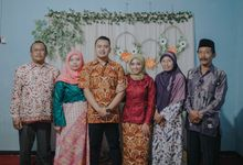 ENGAGEMENT DIKI AND NANDA by Fito Photography