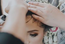 WEDDING PREPARATION SANDY AND YURI by Fito Photography
