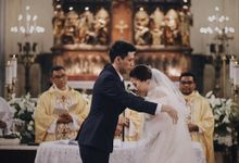 The Wedding of Varianto & Angel by FIVE Seasons WO
