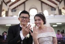 The Wedding of Henky & Ailsa by FIVE Seasons WO