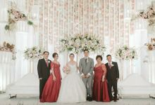 The Wedding Andre  & Vania by FIVE Seasons WO