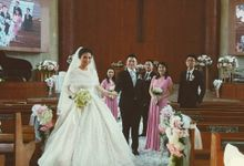 The Wedding of  Ivan & Shinta by FIVE Seasons WO