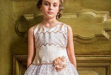 Flower Girl Dress - Paris, A Love Story by fiyora