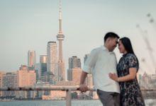 Francis & Joy - Toronto Canada by Bogs Ignacio Signature Gallery