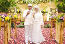 Wedding Of Reza & Dita by Darmawan Park Celebration Venue Collection