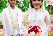 The Wedding of Sifa & Ivan by Darmawan Park Celebration Venue Collection