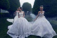 Secret Garden by Gazelle Brides