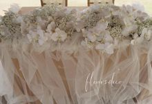An Elegant Affair by fleursdeco
