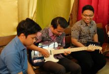 Vrenky & Florency Wedding by 1548 band