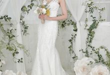 Signature Bridal Gown Range - Floraison by La Belle Couture Weddings Pte Ltd