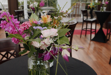 Melbourne Cup Event  by Florals Actually