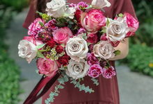 Styled shoot with Treslovechic by Florals Actually