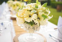Wedding by Florenca Bali Florist