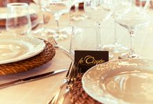 Country wedding near Florence by Le Cirque Firenze