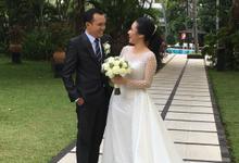 Yohanes & Livia by FLorganizer ~ Wedding Planner & Organizer
