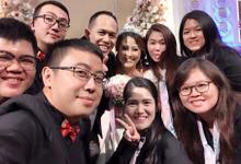 RUDY & RIKA by FLorganizer ~ Wedding Planner & Organizer