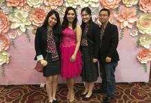 Hendy & Livia by FLorganizer ~ Wedding Planner & Organizer